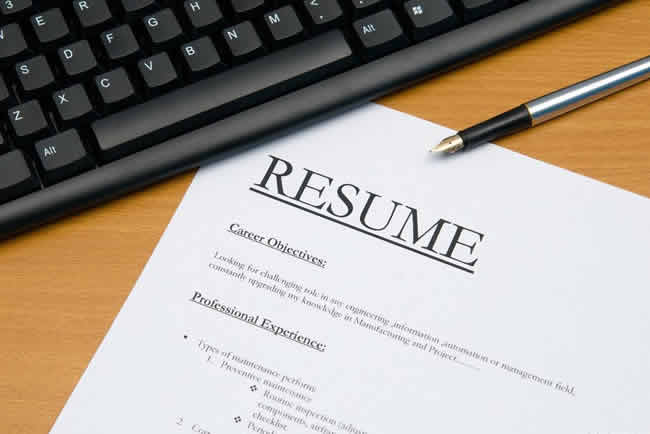 resume objective - Resume Sections
