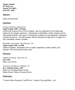 Judgment and analytical ability essay format paralegal
