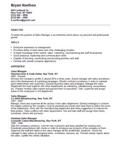 Flooring sales resume